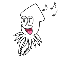 Singing Squid