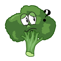 Thinking Broccoli