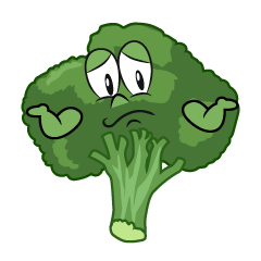 Troubled Broccoli