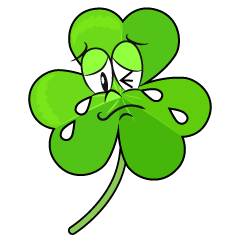 Crying Shamrock