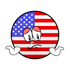 Troubled American Symbol