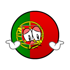 Troubled Portugal Symbol