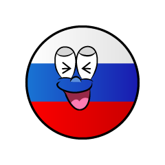 Laughing Russian Symbol