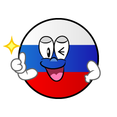 Thumbs up Russian Symbol
