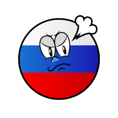 Angry Russian Symbol