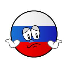 Troubled Russian Symbol