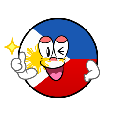 Thumbs up Philippines Symbol