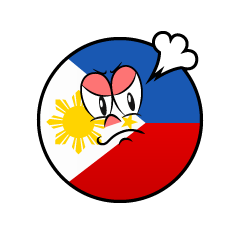 Angry Philippines Symbol
