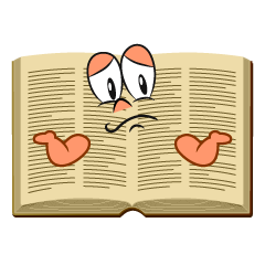 Troubled Open Book