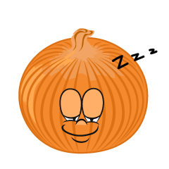 Sleeping Onion