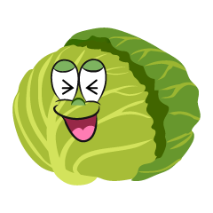 Laughing Cabbage
