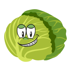 Grinning Cabbage