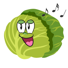Singing Cabbage