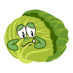 Sad Cabbage