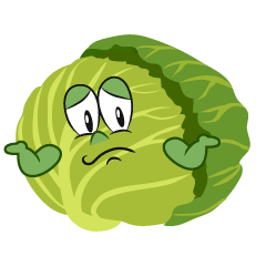 Troubled Cabbage