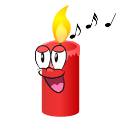Singing Candle
