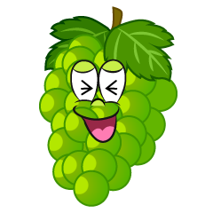 Laughing Green Grape