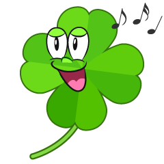 Singing Four Leaf Clover