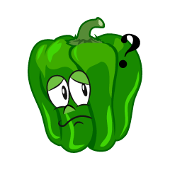 Thinking Green Pepper