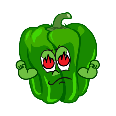 Enthusiasm Green Pepper