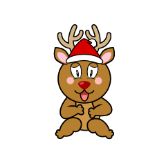 Laughing Reindeer