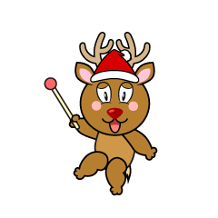 Speaking Reindeer