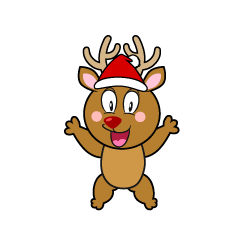 Surprising Reindeer
