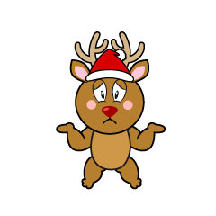 Troubled Reindeer