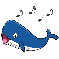 Singing Whale
