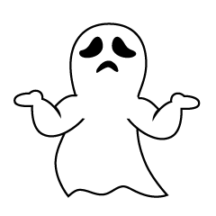 Troubled Ghost
