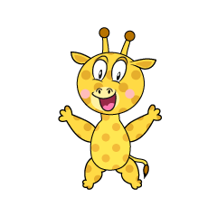 Surprising Giraffe