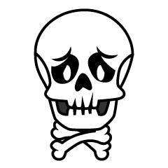 Troubled Skull