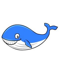 Laughing Whale