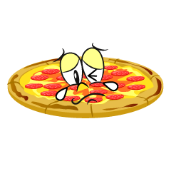 Crying Pepperoni Pizza