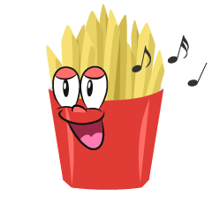 Singing French Fries