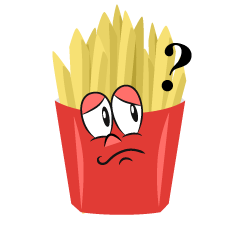 Thinking French Fries