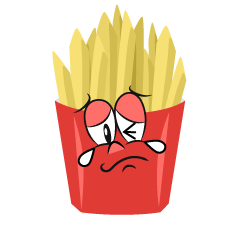 Crying French Fries