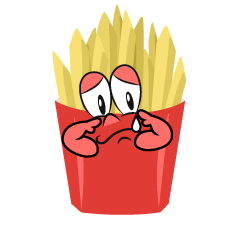 Sad French Fries