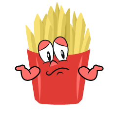 Troubled French Fries