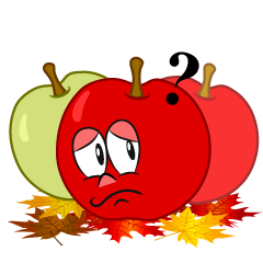 Thinking Fall Apple