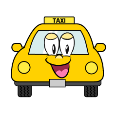 Smiling TAXI
