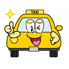 Thumbs up TAXI