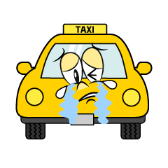 Crying TAXI