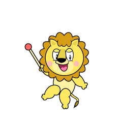 Speaking Lion