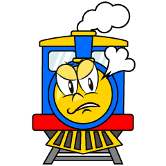 Angry Train