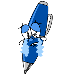 Crying Pen