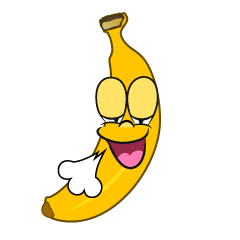 Relaxing Banana