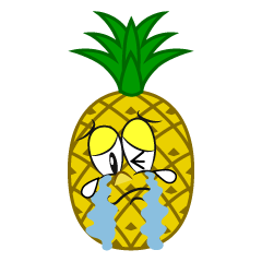 Crying Pineapple
