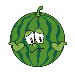 Troubled Watermelon