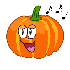Singing Pumpkin